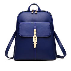 Elegant PU Backpacks