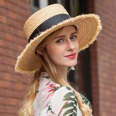 Ladies' Beautiful Raffia Straw Straw Hats