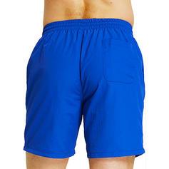 Mænd Solid Color Foret Board shorts