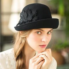 Dames Mode/Glamour/Unique/Fait main /Gentil/Fantaisie Coton Disquettes Chapeau