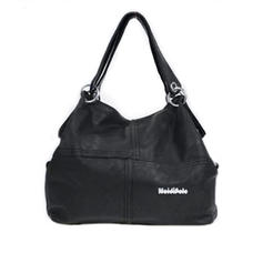 Unique/Solid Color PU Tote Bags/Shoulder Bags/Hobo Bags