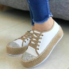 De mujer PU Casual al aire libre con Lentejuelas zapatos