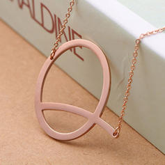 Unique Alloy Unisex Necklaces