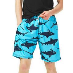 Men's Print Board Shorts