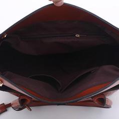 Klassisk/Enfärgad Tygväskor/Crossbody Väskor/Axelrems väskor