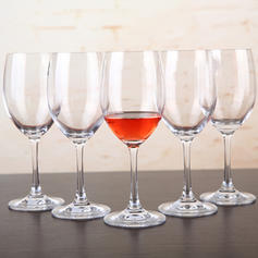 Classic Glass Wine Glasses (Set of 6)