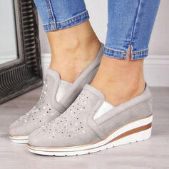 Women's PU Casual Outdoor With Others shoes