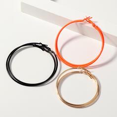 Alloy Jewelry Sets Earrings (Set of 3)