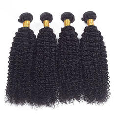 5A Kinky Curly Human Hair Human Hair Weave (Sold in a single piece) 100g