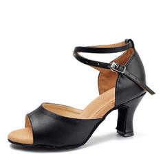 Women's Latin Real Leather Latin