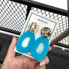 Alloy Women's Fashion Earrings