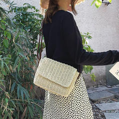 Fashionable Straw Crossbody Bags/Shoulder Bags