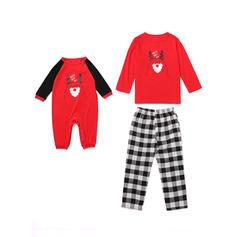 Cerf Tenue Familiale Assortie Pyjamas