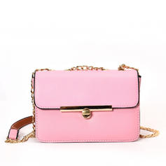 Lovely PU Satchel/Shoulder Bags