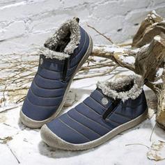 Donna Tela Senza tacco Ballerine con Altrui scarpe