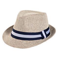 Mænd Hotteste Linned Panama Hat/Kentucky Derby Hatte