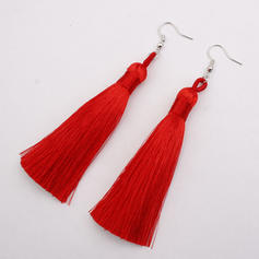 Alloy With Tassels Women's Fashion Earrings
