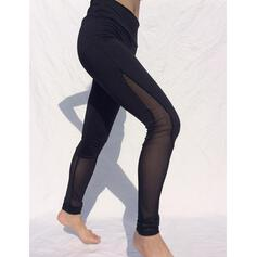 Solid Long Sexy Skinny Sporty Leggings