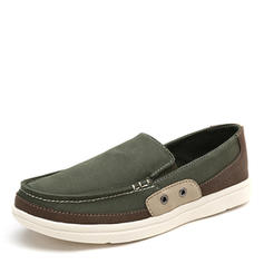 Penny Loafer Casual Zeildoek Mannen Loafers voor heren