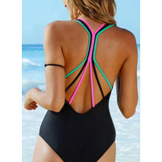 Thong Halter Sexy Beautiful One-piece Swimsuits