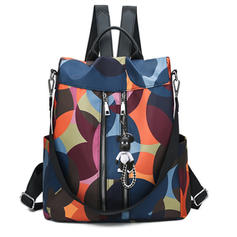 Unique/Attractive/Splice Color Satchel/Backpacks