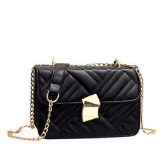 Fashionable PU Clutches/Shoulder Bags