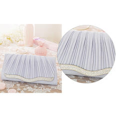 Elegant Polyester Clutches/Bridal Purse