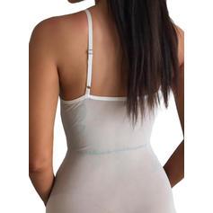 Polyester Krajka Jednodílní spodní prádlo