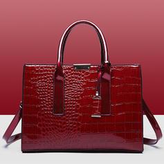 Büyüleyici PU omuz çantası/Bez Çantalar/Atlet çantaları/Omuz çantaları