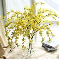Orchidee Jedwabne Kwiaty (Zestaw 2)