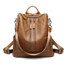 Fashionable/Commuting/Solid Color Satchel/Backpacks