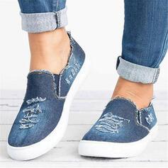 Unisex Lona Casual al aire libre zapatos