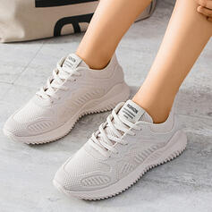Women's Cloth Casual Outdoor Athletic With Elastic Band shoes