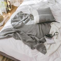 Super Soft Směs Bavlny Házet deky