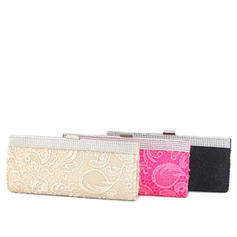 Classical Silk Clutches