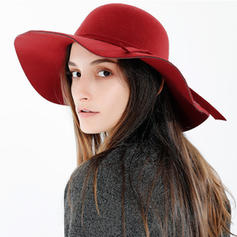 Ladies' Simple/Exquisite Acrylic Floppy Hats
