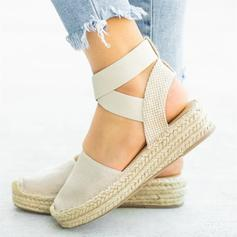 Women's PU Wedge Heel Wedges With Others shoes