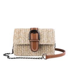 Elegant/Unique/Delicate Straw Crossbody Bags/Shoulder Bags