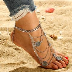 Exotique Alliage Femmes Bijoux de plage