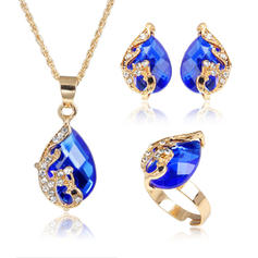 Beautiful Alloy Acrylic Ladies' Jewelry Sets