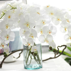 37'' Orchids Silk Silk Flowers