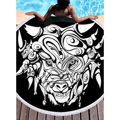 Animal attractive Beach Towel