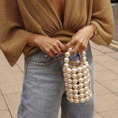 Unique/Fashionable/Delicate/Pearl Style Clutches/Wallets & Wristlets