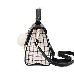 Elegante/Charme/Clássica Bolsas Crossbody/Bolsa de Ombro