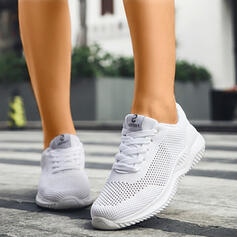 Women's Mesh Casual Outdoor Hiking With Lace-up shoes