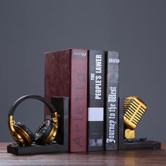 Modern Resin Bookends