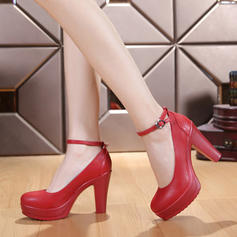 Women's Ballroom Character Shoes Heels Real Leather Ballroom