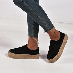 Women's Canvas Wedge Heel Wedges shoes