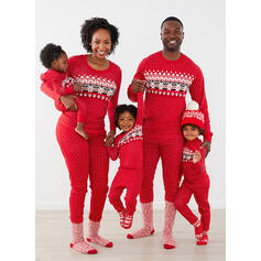 Drucken Passende Familie Christmas Pajamas