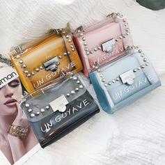 Charming PVC Cross-Body Bags/Shoulder Bags